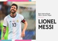 即使沒有歐冠冠軍美洲盃冠軍,梅西卻在體育屆奧斯卡再次擊敗C羅