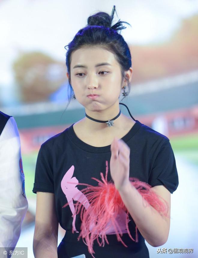 河南00後女演員,5歲開始拍戲,精湛演技不輸老演員