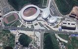 谷歌地圖看貴州省各州市體育中心,誰最大氣?誰最有特色?