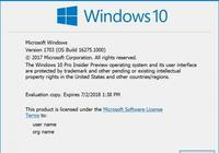 Windows 10 新版16275發佈:集中力量滅Bug