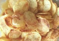 自制薯片的做法