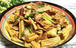 喜歡吃腐竹的有口福了,教你做好吃又營養的美味腐竹,一看就會哦