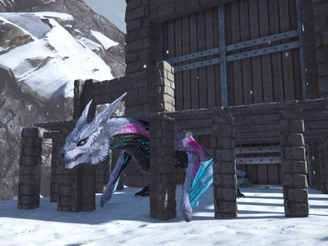 方舟:元素龍請靠邊站,我乃月亮獵犬瑪納加爾姆