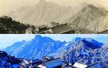 老照片:10張一百年前的旅遊景區罕見照,你知道這些景點是哪裡嗎
