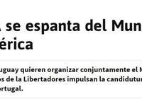 阿斯:解放者杯事件可能影響南美三國申辦世界盃