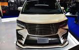 豐田保姆車埃爾法VIP風格寬體改裝升級