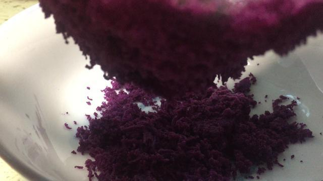 紫薯手抓餅這樣做 柔軟酥脆 層次分明 注意這三點 涼了不硬