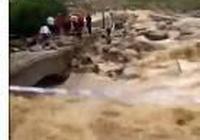 灌陽暴雨引發山洪,一房屋倒塌2人遇難