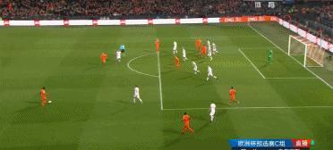 殘暴!荷蘭4-0狂勝,昔日C羅接班人獨造4球,20年神蹟誕生