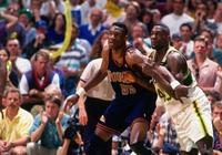 "NBA前47年從未有過""黑八""  直到1994年暴走的丹佛掘金……"