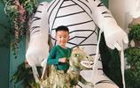 小恐龍上線!應採兒晒jasper萬聖節裝扮萌翻眾人