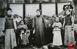 民國老照片:端康太妃的宮廷生活