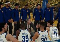 勇士奪冠:2K Sports發佈年度NBA賽季模擬結果