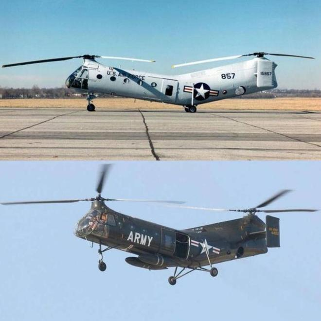 這些不尋常的美國直升機你都見過嗎