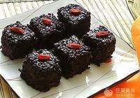 黑米棗糕#美的早安豆漿機#