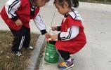 我是小小志願者,牽手共建美麗新濱州(濱州市實驗幼兒園中二班)