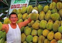 中國遊客推高馬國榴槤價格 每公斤要價139.5元