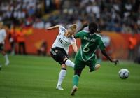 女世界盃:德國女足 vs 尼日利亞女足
