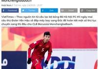 比武磊還牛!19歲天才國腳即將登陸德甲,越南足球再次迎來騰飛!