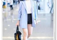 當陳妍希和景甜機場同玩下衣失蹤,終於知道已婚和單身差距有多大