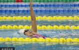 冠軍賽女子200米仰泳 葉詩文第一晉級決賽