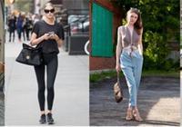 """""""大屁股""""的女人,夏天少穿4種顯胖褲子,多穿這4種裙子能顯瘦"""