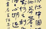 都熟悉字庫中的舒體,見過首任書協主席舒同的書法嗎?