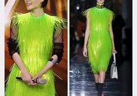 綠色衣服怎麼搭配最高大上?