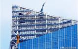 看一看武漢恆隆廣場這兩年的施工進度,是不是每天不一樣