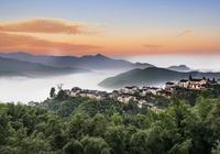 被譽為安徽最美的高山村,很多人寧願去這裡也不去宏村,你聽過嗎