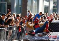 《蜘蛛俠:英雄歸來》打造新的娛樂看點