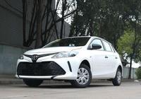 """一汽豐田推出的首款兩廂車""""豐田威馳FS"""""""