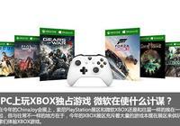 PC上就能暢玩XBOX獨佔遊戲:微軟在使什麼計謀