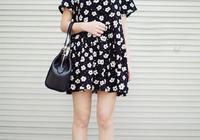 裙子這樣搭配鞋 想不美都難 建議收藏