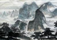 婺源汪峰:獨樹一幟的彩墨畫大師