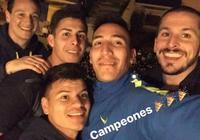 博卡青年提前兩輪鎖定阿根廷甲級聯賽冠軍