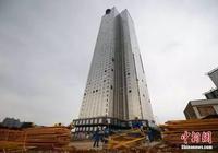 """中國""""基建狂魔""""速度19天蓋57層大樓!印度挑戰10天后樓歪了……"""