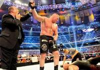 WWE巨星布洛克萊斯納有多優秀?這5點其他選手永遠都比不了
