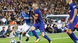 巴薩5球狂勝西班牙人,梅西獨中三球,登貝萊首秀獻助攻