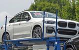 新一代BMW X4無偽諜照,這尾部是向GLC致敬嗎?