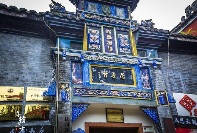 汶川有一座文化名鎮,充滿了原始風光還免門票,吸引了眾多遊客