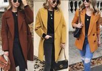 冬天穿衣拒絕老氣?26套顯年輕的大衣穿搭示範,輕鬆超越時尚之美
