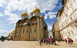 俄羅斯首都莫斯科克裡姆林宮之一:教堂廣場