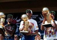 """在NBA,為什麼一個球隊三連冠就可以被稱為""""王朝""""了?"""