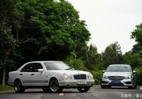 奔馳E 中流砥柱的十五年 新老奔馳E級車的對話