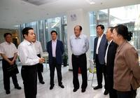 北京理工大學傑出校友返校參觀