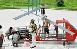 江西村民自制直升飛機,3年花了20萬,試飛陣勢大看得不過癮