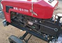 時風雙缸250拖拉機怎麼樣?