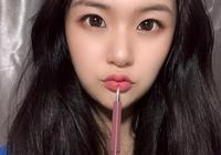 脣形集合:櫻桃小嘴最受歡迎,天生的微笑脣少見,你是哪種?