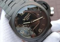 沛納海手錶沛納海PAM00438系列 朗格手錶朗格噴砂限量版